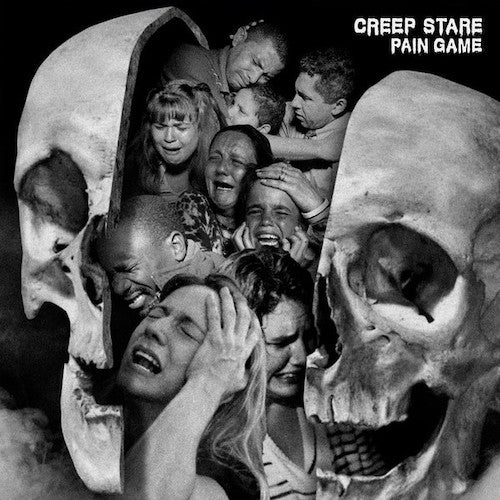 "Creep Stare ‎– Pain Game 7"" - Grindpromotion Records"