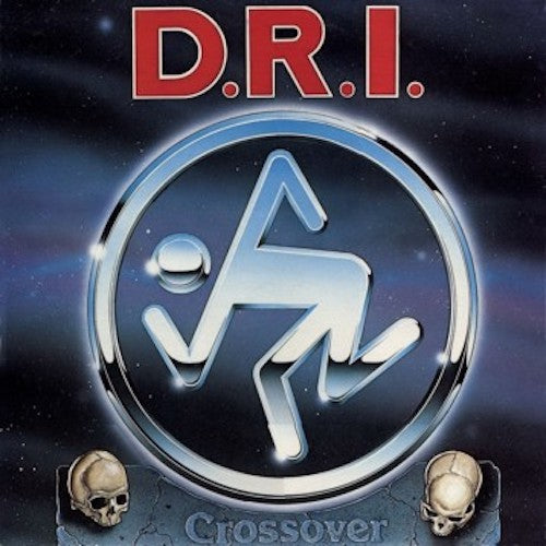 D.R.I. ‎– Crossover LP - Grindpromotion Records