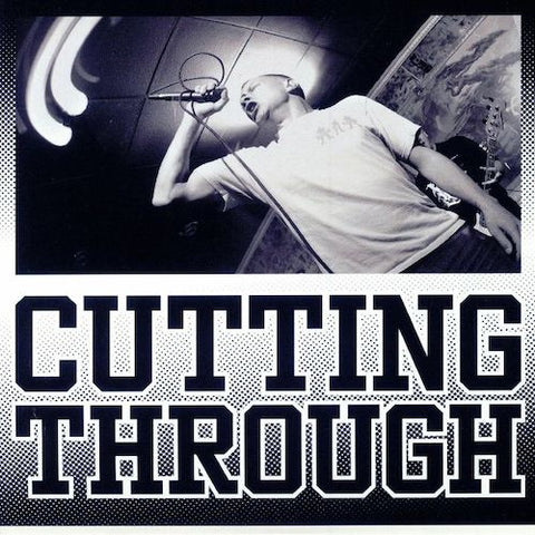 "Cutting Through ‎– Empathy 7"" (Transparent Gold Vinyl)"