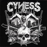 "Cyness / P.L.F. ‎– Cyness / P.L.F. 7"" - Grindpromotion Records"