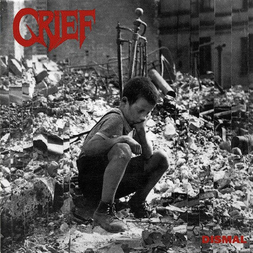 Grief ‎– Dismal LP - Grindpromotion Records