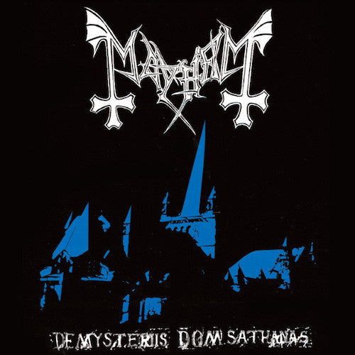 Mayhem ‎– De Mysteriis Dom Sathanas LP - Grindpromotion Records