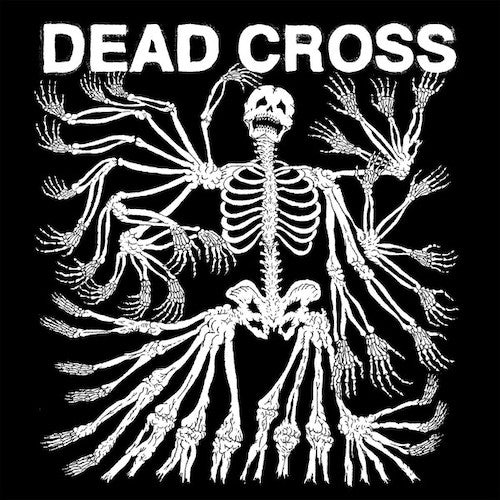 Dead Cross ‎– Dead Cross LP - Grindpromotion Records