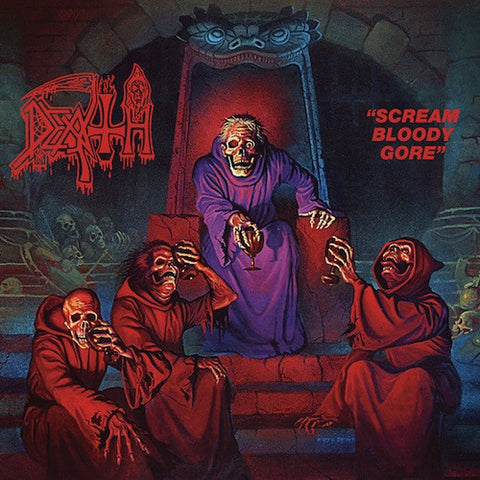 Death ‎– Scream Bloody Gore LP