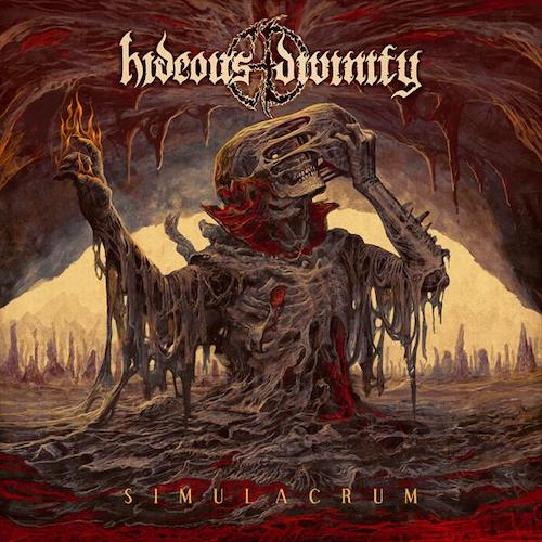 Hideous Divinity - Simulacrum LP+CD - Grindpromotion Records