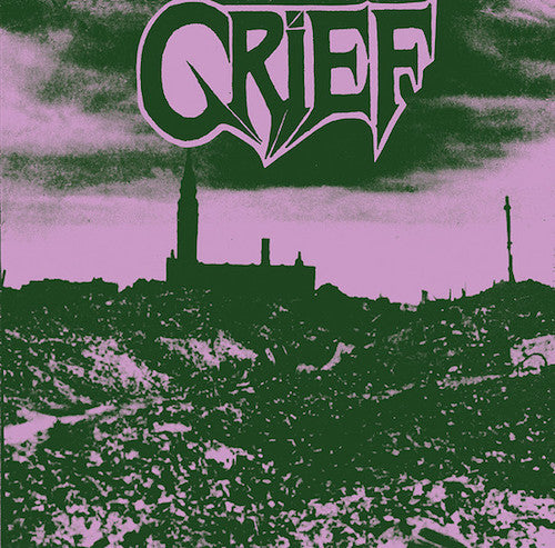 Grief ‎– Depression LP - Grindpromotion Records