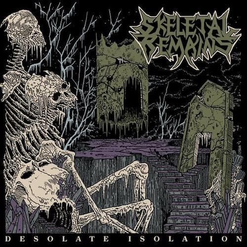 Skeletal Remains - Condemned To Misery LP+CD
