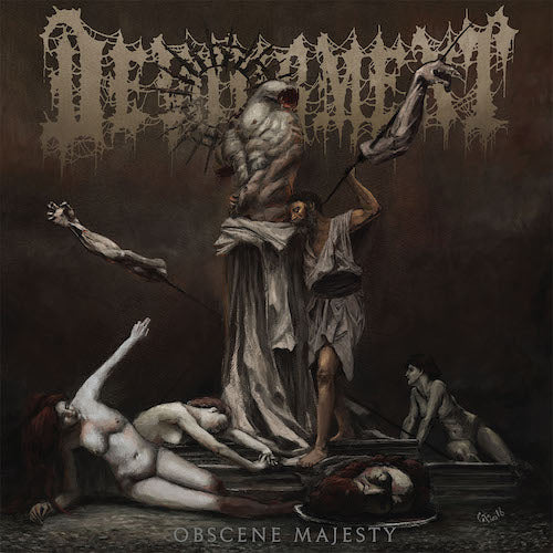 Devourment - Obscene Majesty LP - Grindpromotion Records