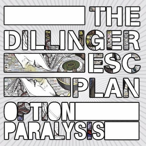 The Dillinger Escape Plan ‎– Option Paralysis LP