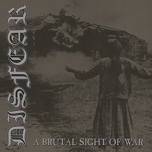 Disfear - A Brutal Sight Of War LP - Grindpromotion Records