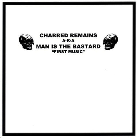 "Charred Remains A·K·A Man Is The Bastard - Backwards Species 7""(Purple Marbled Vinyl)"