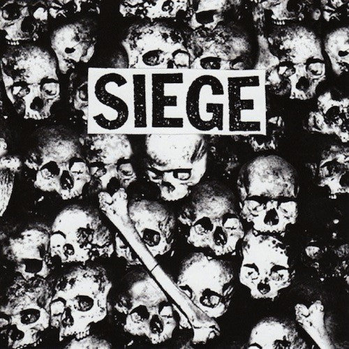Siege ‎– Drop Dead LP (Green Marbled Vinyl) - Grindpromotion Records