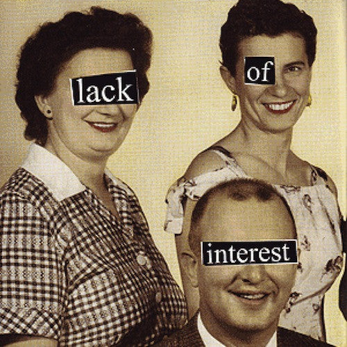 Weekend Nachos / Lack Of Interest ‎– Weekend Nachos / Lack Of Interest 7""