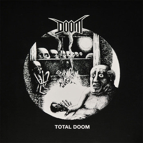 Doom ‎– Total Doom 2XLP - Grindpromotion Records