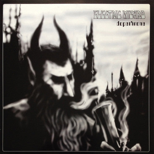 Electric Wizard – Dopethrone 2XLP - Grindpromotion Records