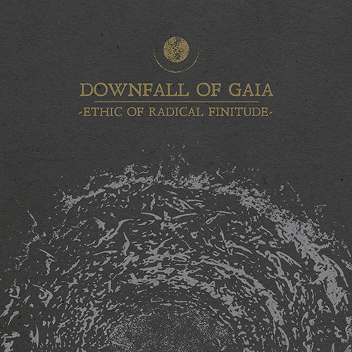 Downfall Of Gaia ‎– Ethic Of Radical Finitude LP (Dead Gold Marbled Vinyl) - Grindpromotion Records