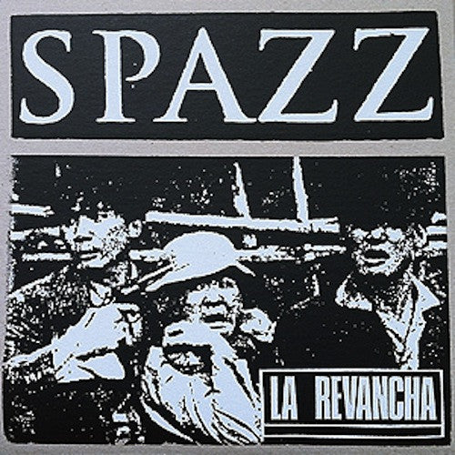 Spazz ‎– La Revancha LP (Yellow Vinyl)
