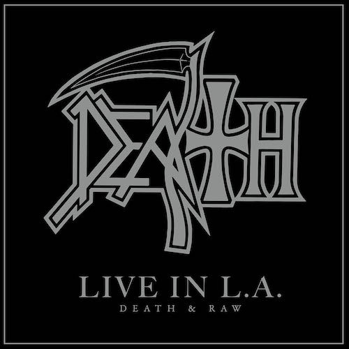 Death - Live In L.A. Reissue 2XLP - Grindpromotion Records
