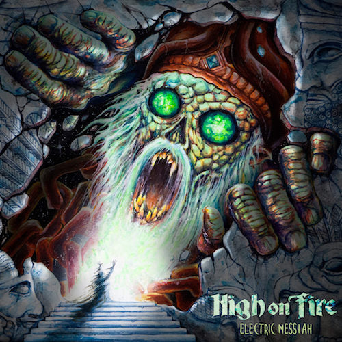 High On Fire ‎– Electric Messiah 2XLP - Grindpromotion Records