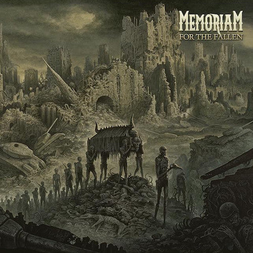 Memoriam ‎– For The Fallen LP - Grindpromotion Records