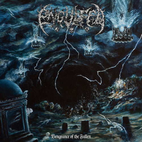 Engulfed ‎– Vengeance Of The Fallen LP