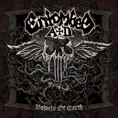 Entombed A.D. - Bowels Of Earth LP+CD - Grindpromotion Records