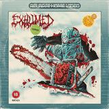 Exhumed - Horror LP - Grindpromotion Records