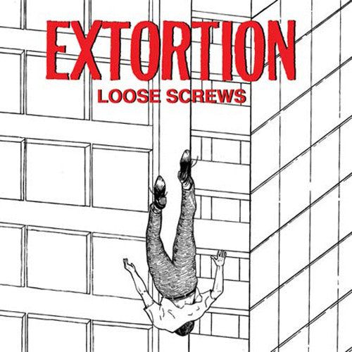 "Extortion ‎– Loose Screws 10"" - Grindpromotion Records"