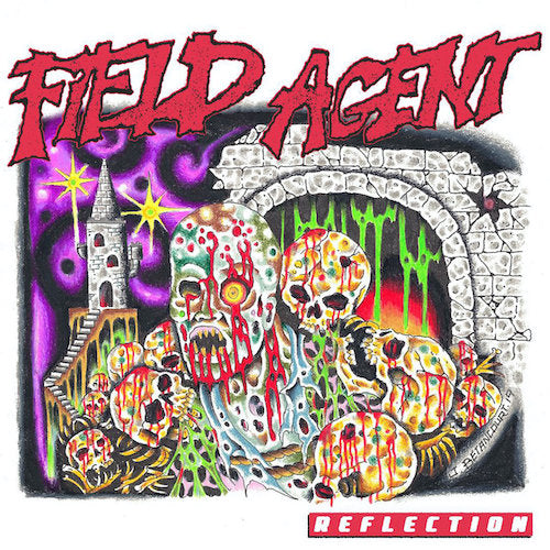 Field Agent - Reflection LP - Grindpromotion Records