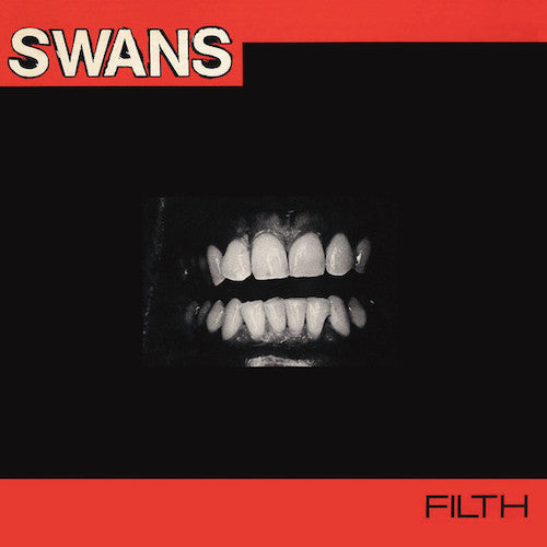 Swans ‎– Filth LP - Grindpromotion Records