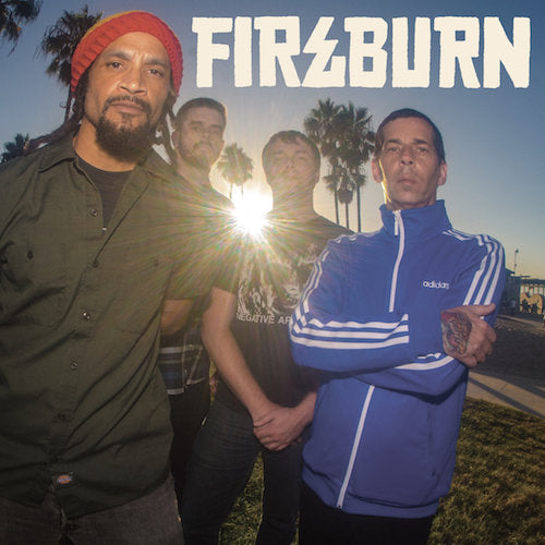 "Fireburn - Shine 7"" (Pink Vinyl) - Grindpromotion Records"