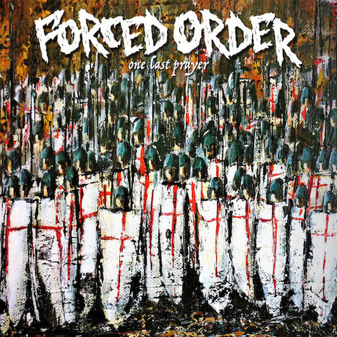 Forced Order ‎– One Last Prayer LP