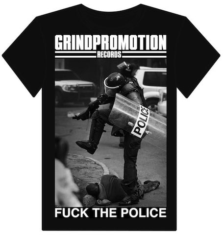 "GPR001 - ""Fuck The Police"" T-Shirt (Limited  Edition)"