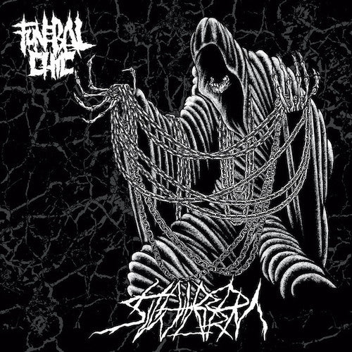 Funeral Chic ‎– Hatred Swarm LP - Grindpromotion Records
