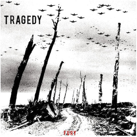 Tragedy - Fury LP (Green Cover / Green Vinyl)
