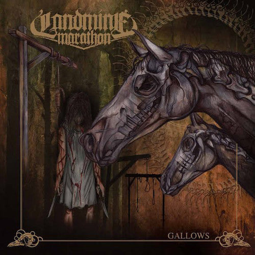 Landmine Marathon ‎– Gallows LP - Grindpromotion Records