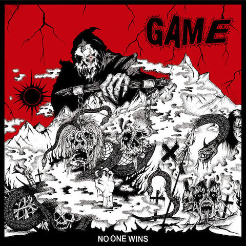 Game ‎– No One Wins LP