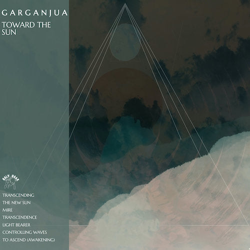 Garganjua - Toward The Sun LP - Grindpromotion Records
