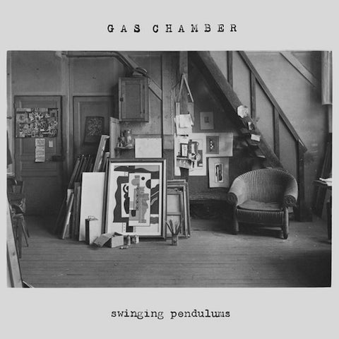 Gas Chamber / Disciples Of Christ ‎– Swinging Pendulums / Machining 7""