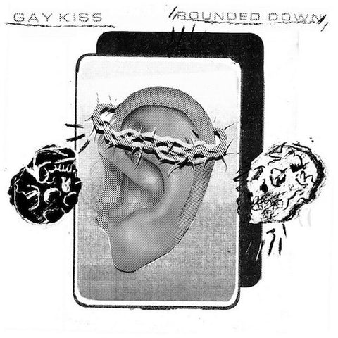 Gay Kiss ‎– Rounded Down 7""
