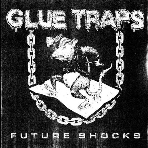 "Glue Traps ‎– Future Shocks 7"" - Grindpromotion Records"