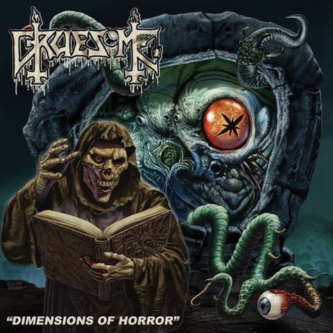 Gruesome ‎– Dimensions Of Horror LP
