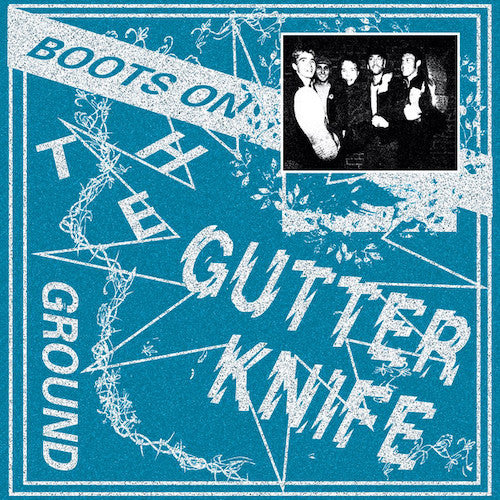 Gutter Knife Boots On The Ground Lp Grindpromotion