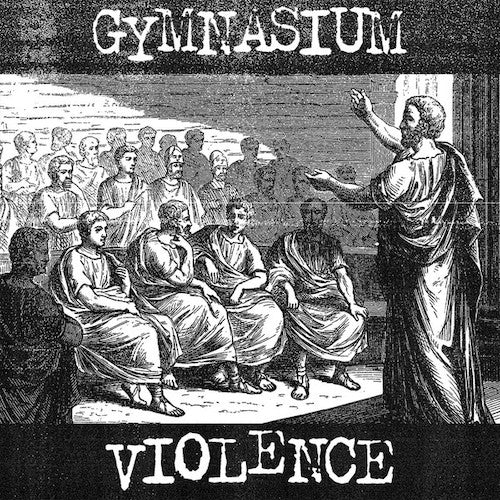 "Various ‎– Gymnasium Violence 7"" (Green Vinyl) - Grindpromotion Records"