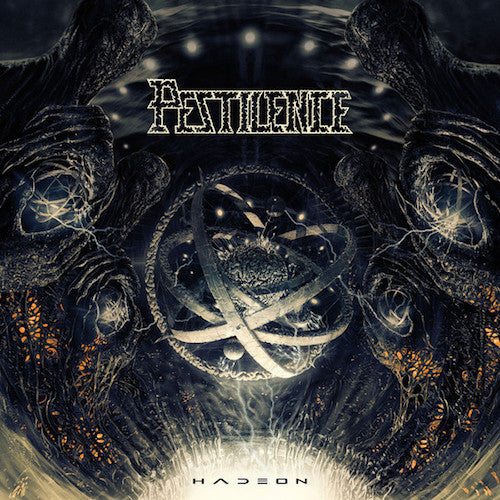 Pestilence ‎– Hadeon LP - Grindpromotion Records