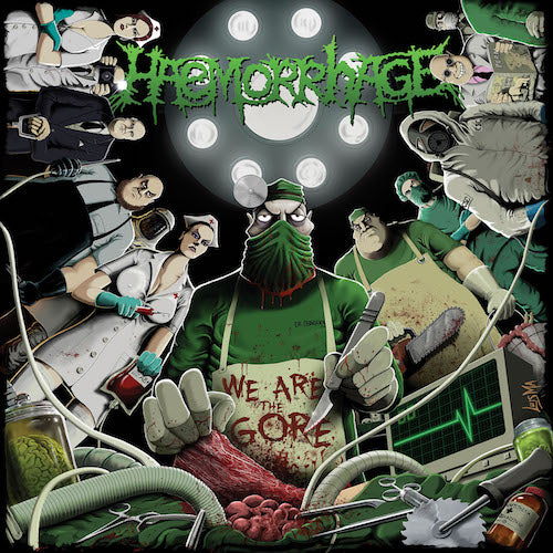 Haemorrhage - We Are The Gore CD