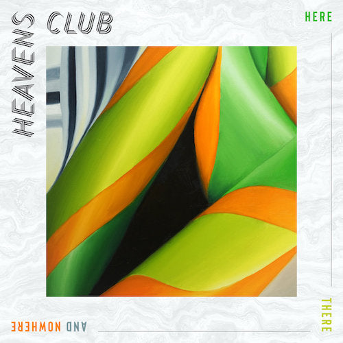 Heavens Club ‎– Here There And Nowhere LP - Grindpromotion Records