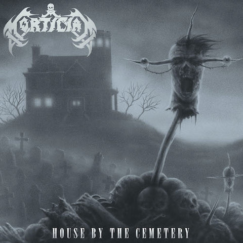 Mortician - House By The Cemetery LP