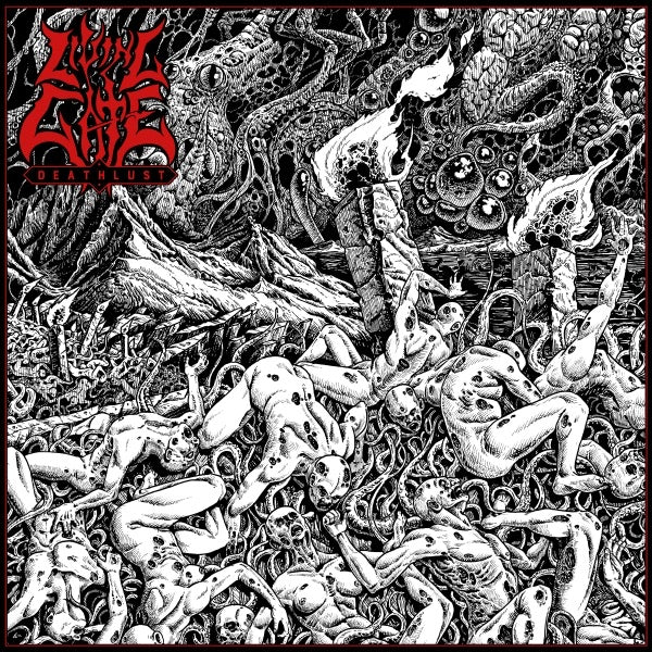 Living Gate - Deathlust LP - Grindpromotion Records