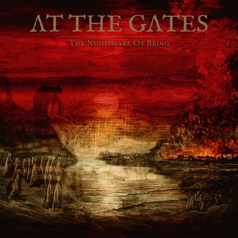 At The Gates - The Nightmare Of Being LP